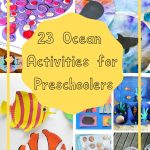 ocean activities for preschool