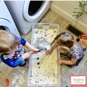 planet preschool activities