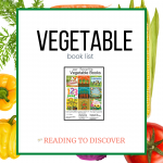 vegetable book list for preschoolers