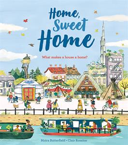 home sweet home book
